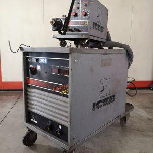 ICEB ESATEC 2660W H2O +TR64 - SCHEDA267 - Usato