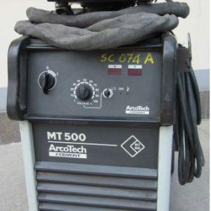 CEMONT MT 500 + WF 420 HC - SCHEDA137 - Usato