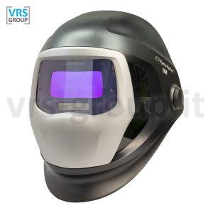 3M Speedglas 9100V - Maschera ad oscuramento elettronico per saldatura