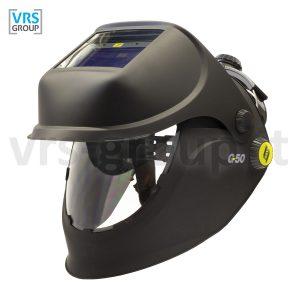 ESAB G50 - Maschera ad oscuramento elettronico per saldatura
