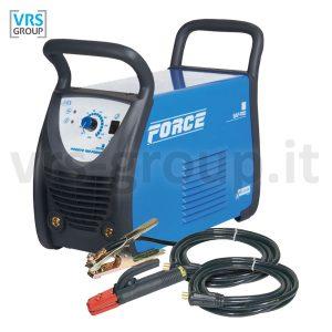 SAF-FRO Presto 185 Force saldatrice elettrodo MMA con kit cavi