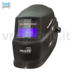 WELDLINE Eurospeed LS - Maschera ad oscuramento elettronico per saldatura