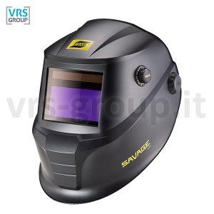 ESAB Savage A40 black - Maschera ad oscuramento elettronico per saldatura