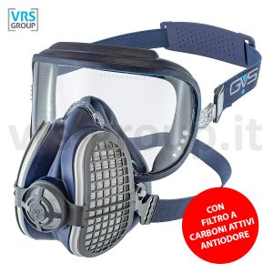 GVS Elipse Integra P3 R D semimaschera filtrante con protezione visiva e filtro antiodore