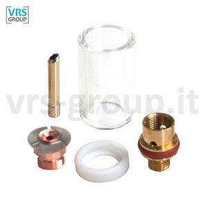 CK WORLDWIDE Gas Saver Kit per torcia TIG