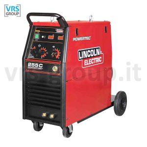 LINCOLN ELECTRIC PowerTec 255C - Saldatrice MIG/MAG
