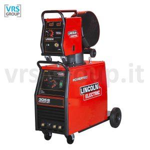 LINCOLN ELECTRIC PowerTec 305S - Saldatrice MIG/MAG