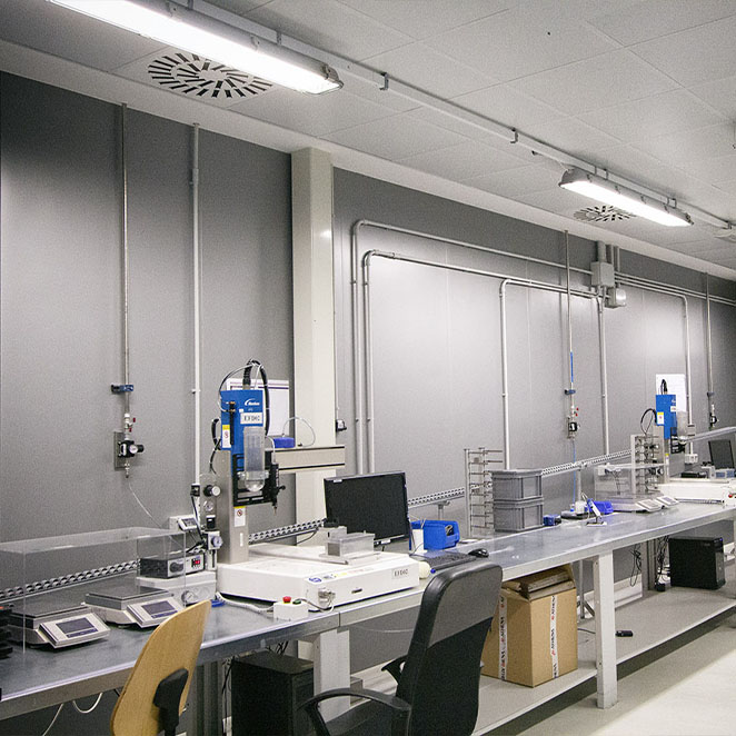 VRS Tech - Impianti gas settore tecnico