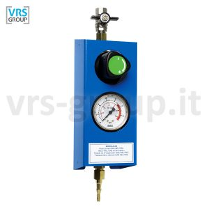 SAF-FRO - Posto presa MODULGAS gas neutro manoflussometro
