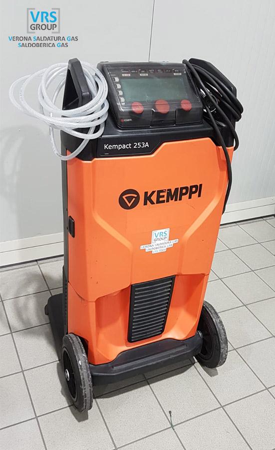 Scheda373 - KEMPPI Kempact 253A - Usato